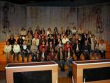 Alumnes i voluntaris del SLC de Tarragona van de públic al 'Bocamoll'